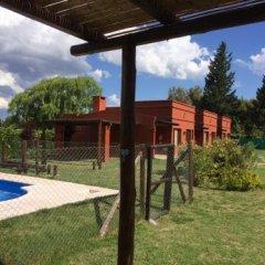 Отель Cabañas La Cosecha Сан-Рафаэль фото 19