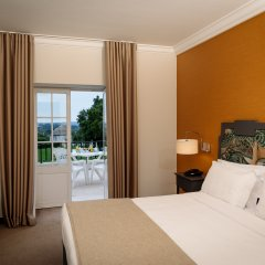 Отель Pousada de Condeixa Coimbra комната для гостей фото 3