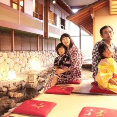 Отель Misasa Yakushinoyu Mansuirou Мисаса детские мероприятия фото 2