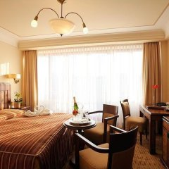 Отель Majestic Plaza Чехия, Прага - 8 отзывов об отеле, цены и фото номеров - забронировать отель Majestic Plaza онлайн в номере фото 2