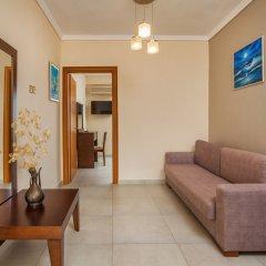 Отель Golden Residence Family Resort Греция, Ханиотис - отзывы, цены и фото номеров - забронировать отель Golden Residence Family Resort онлайн комната для гостей фото 4