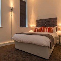 Апартаменты Manchester Arena Apartments комната для гостей