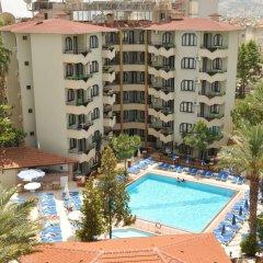 Orient Suite Hotel Турция, Аланья - 2 отзыва об отеле, цены и фото номеров - забронировать отель Orient Suite Hotel онлайн бассейн