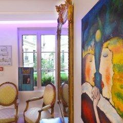 Отель Hôtel Le Pavillon - Green Spirit Hotels Paris Париж детские мероприятия