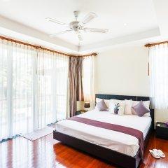 Отель Baan Kaja Villa by Lofty Таиланд, Камала Бич - отзывы, цены и фото номеров - забронировать отель Baan Kaja Villa by Lofty онлайн комната для гостей фото 3