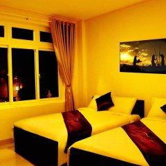 1001 Hotel Фантхьет комната для гостей