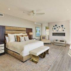 Отель Villa Lands End Педрегал комната для гостей фото 5