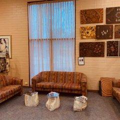 Desert Cave Hotel интерьер отеля