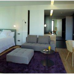 Отель Ohla Barcelona Испания, Барселона - 2 отзыва об отеле, цены и фото номеров - забронировать отель Ohla Barcelona онлайн комната для гостей фото 4