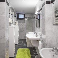 Отель Ferienwohnung am Stadtpark Германия, Дрезден - отзывы, цены и фото номеров - забронировать отель Ferienwohnung am Stadtpark онлайн ванная