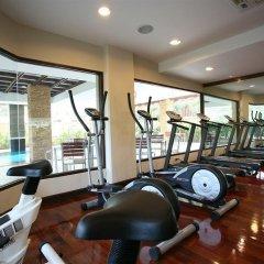 Отель Thomson Residence Бангкок фитнесс-зал