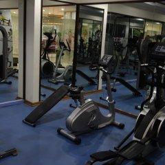 Отель Palmet Beach Resort Кемер фитнесс-зал