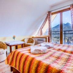 Отель Miodowy Косцелиско комната для гостей фото 4