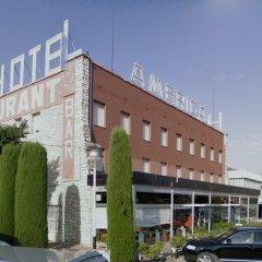 Отель America Испания, Игуалада - отзывы, цены и фото номеров - забронировать отель America онлайн городской автобус
