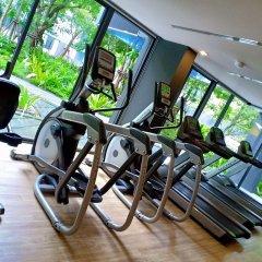Отель Patong Beach Luxury Condo спортивное сооружение