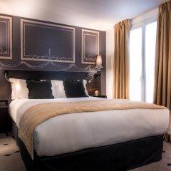 Отель Hôtel Beauchamps Франция, Париж - отзывы, цены и фото номеров - забронировать отель Hôtel Beauchamps онлайн комната для гостей фото 3
