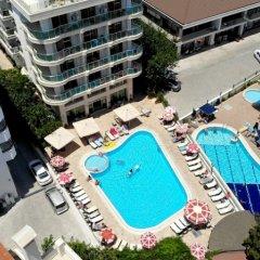 Alkan Hotel бассейн фото 3