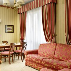Отель Atahotel Linea Uno Италия, Милан - 3 отзыва об отеле, цены и фото номеров - забронировать отель Atahotel Linea Uno онлайн комната для гостей фото 5