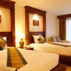 Отель Baan Yuree Resort and Spa комната для гостей фото 4