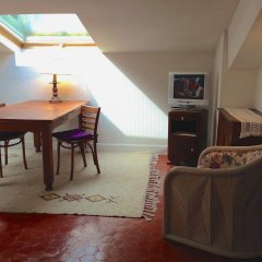 Отель Appart 'hôtel Villa Léonie Франция, Ницца - отзывы, цены и фото номеров - забронировать отель Appart 'hôtel Villa Léonie онлайн комната для гостей фото 5