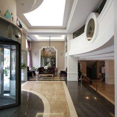 Отель Grand Washington Стамбул интерьер отеля
