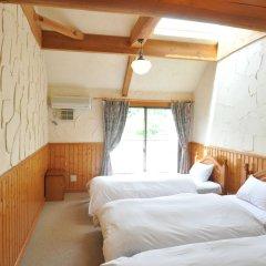 Отель Luna Observatory Auberge Mori No Atelier Минамиогуни комната для гостей