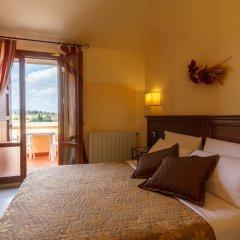 Отель Le Volpaie Италия, Сан-Джиминьяно - отзывы, цены и фото номеров - забронировать отель Le Volpaie онлайн комната для гостей фото 5