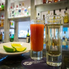 Hotel Del Prado-ciudad De México Мехико гостиничный бар