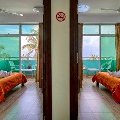 Отель Beach Sunrise Inn Мальдивы, Северный атолл Мале - отзывы, цены и фото номеров - забронировать отель Beach Sunrise Inn онлайн комната для гостей фото 3
