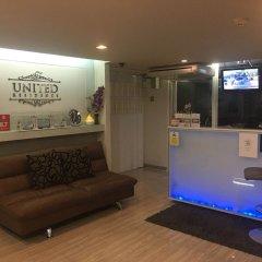 Отель United Residence Таиланд, Бангкок - отзывы, цены и фото номеров - забронировать отель United Residence онлайн интерьер отеля фото 2