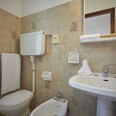 Отель Albergo Romagna Бертиноро ванная фото 2