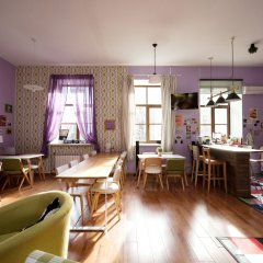 Baby Lemonade Hostel Санкт-Петербург гостиничный бар