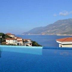 Villa Basil Турция, Патара - отзывы, цены и фото номеров - забронировать отель Villa Basil онлайн бассейн фото 2