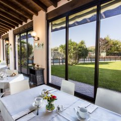 Отель Splendid Sole Манерба-дель-Гарда питание фото 2
