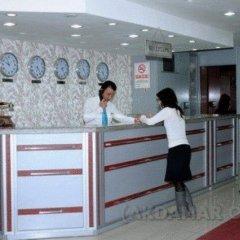 Akdamar Hotel Турция, Ван - отзывы, цены и фото номеров - забронировать отель Akdamar Hotel онлайн интерьер отеля фото 3