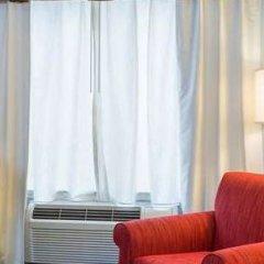 Отель Hilton Garden Inn Queens/JFK Airport США, Нью-Йорк - 1 отзыв об отеле, цены и фото номеров - забронировать отель Hilton Garden Inn Queens/JFK Airport онлайн удобства в номере фото 2
