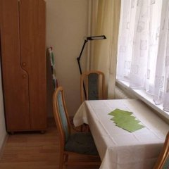 Отель NWW Apartamenty удобства в номере