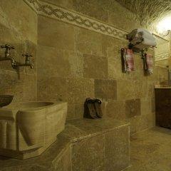 Chelebi Cave House Турция, Гёреме - отзывы, цены и фото номеров - забронировать отель Chelebi Cave House онлайн ванная