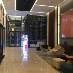 Отель Aloft Seoul Myeongdong интерьер отеля