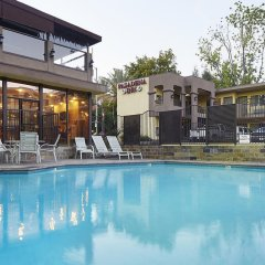 Отель GreenTree Pasadena Inn США, Пасадена - отзывы, цены и фото номеров - забронировать отель GreenTree Pasadena Inn онлайн бассейн фото 3