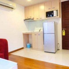 Отель iCheck inn Residences Patong 3* Стандартный номер разные типы кроватей фото 17