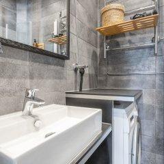 Отель WeHost Harjutori 10 Финляндия, Хельсинки - отзывы, цены и фото номеров - забронировать отель WeHost Harjutori 10 онлайн ванная