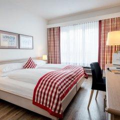 Отель IMLAUER & Bräu Австрия, Зальцбург - 1 отзыв об отеле, цены и фото номеров - забронировать отель IMLAUER & Bräu онлайн комната для гостей фото 4