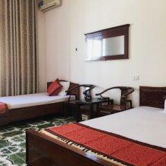 Doan Trang Hotel Halong комната для гостей