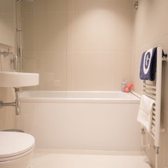 Апартаменты Moonside - Stunning Angel Apartments Лондон ванная фото 2