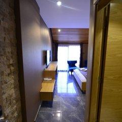 Отель Inan Kardesler Bungalow Motel удобства в номере