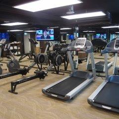 Отель Wharney Guang Dong Hong Kong фитнесс-зал фото 3