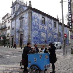 Hotel Solar São Gabriel Порту городской автобус