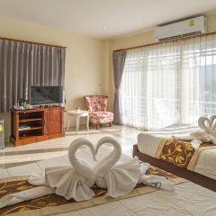 Отель Alisa Krabi Hotel Таиланд, Краби - отзывы, цены и фото номеров - забронировать отель Alisa Krabi Hotel онлайн комната для гостей фото 5