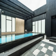Отель Candeo Hotels Fukuoka Tenjin Фукуока бассейн